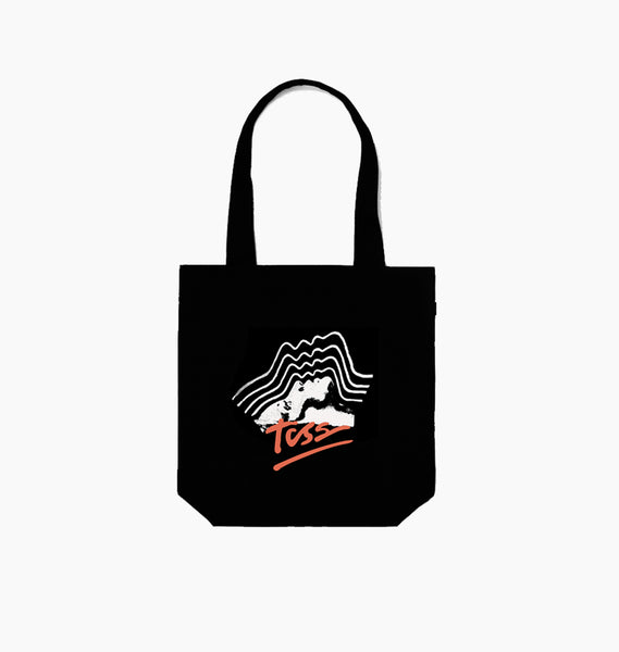 ICON TOTE - BLACK