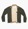 LOS CAPTAIN III JACKET - FOREST