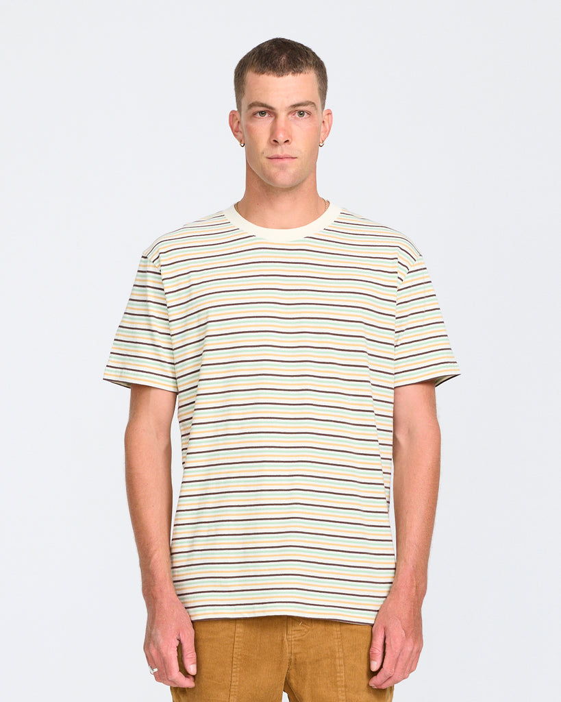 QUIVER TEE-AMBER