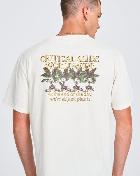 WORLDWIDE TEE-CRITICAL WHITE