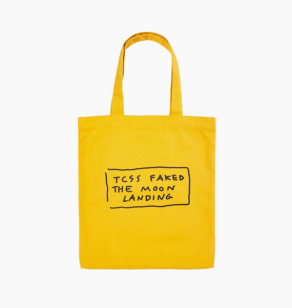 MOON TOTE - MIST YELLOW