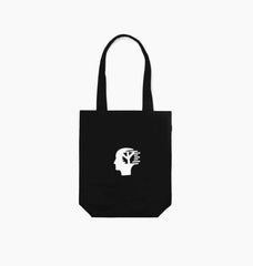 POP-AGANDA TOTE - BLACK