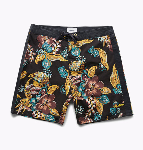 UTOPIA F.W. BOARDSHORT -  PHANTOM