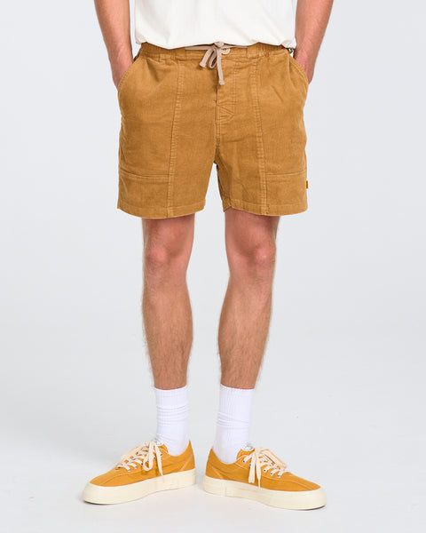 ALL DAY WALK SHORT-AMBER