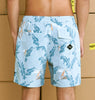 ZEPPLIN BOARDSHORT - MIST BLUE