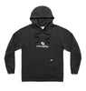 BLOOM HOODY - BLACK