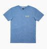 BLOWN OUT TEE - MIRAGE BLUE