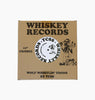 Whiskey Records Frisbee