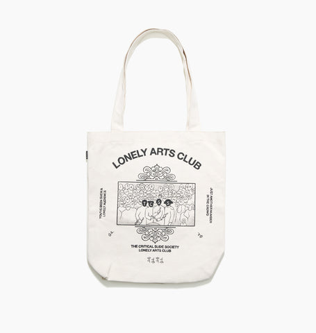 LONELY TOTE - NATURAL