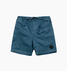 MR COMFORT WALKSHORT - TIDE BLUE