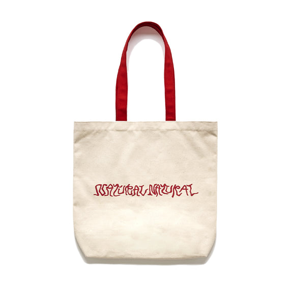 NATURAL TOTE - DIRTY WHITE