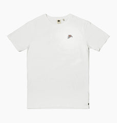 OWN BEAT TEE - WHITE