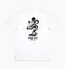 PISS FIT TEE - WHITE