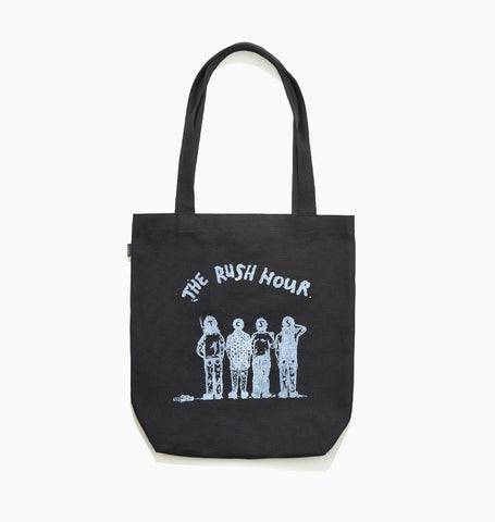 RUSH HOUR TOTE - BLACK
