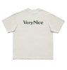VERY NICE TEE - DIRTY WHITE