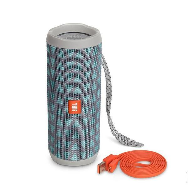 Flip 3 Portable Wireless Speaker with Powerful Bass & Mic (Trio)