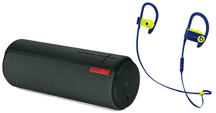 Ultimate Ears Boom 2 Bluetooth Speakers