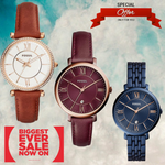Fossil End-of-Season Sale Combo of 3  Analog Dial  Women's Watches