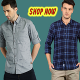 Set of 2 Roadster Casual Shirts Combo