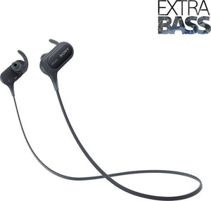 Sony MDR-XB50BSBZE 92475410 Bluetooth Headphone  (Black, In the Ear)