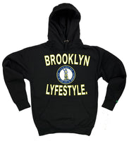 """Brooklyn Seal"" Lyfestyle Hoodies"