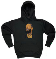 Nipsey Hussle Tribute Hoodies