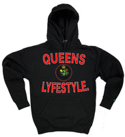 """Queens Seal"" Lyfestyle Hoodies"