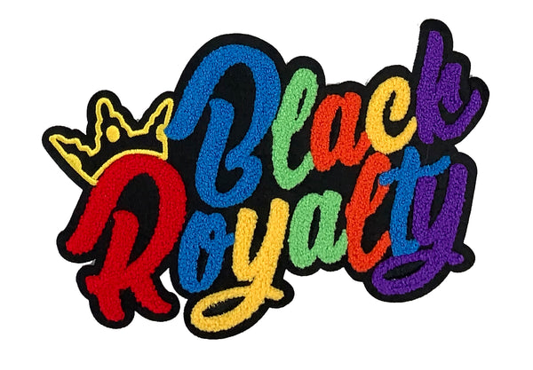 Black Royalty Patch