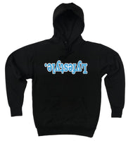 Carolina Blue w/ White Lyfestyle Hoodies