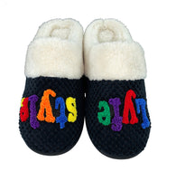 Multicolor Lyfestyle Slippers