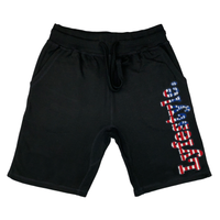 Stars & Stripes Lyfestyle Shorts