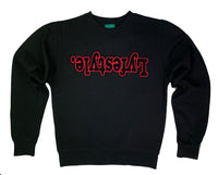 Black w/ Red Lyfestyle Sweatshirt