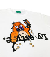 """Angry Monster"" Lyfestyle Tee"