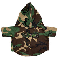 Camo Lyfestyle Dog Jacket