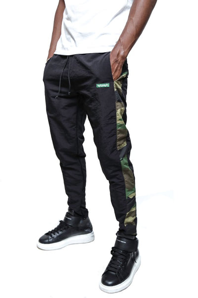 Trackpants w/ Camo Stripe