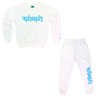 Carolina Blue Lyfestyle Sweatsuit