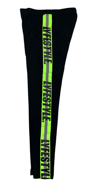 "Lyfestyle ""Construction Zone"" Leggings"