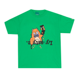 "Kids ""Angry Monster"" Tee"