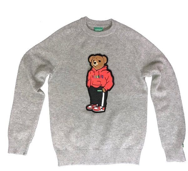"Lyfestyle ""Teddy"" Sweater"