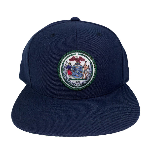 """Manhattan Seal"" Lyfestyle Snapback Hat"
