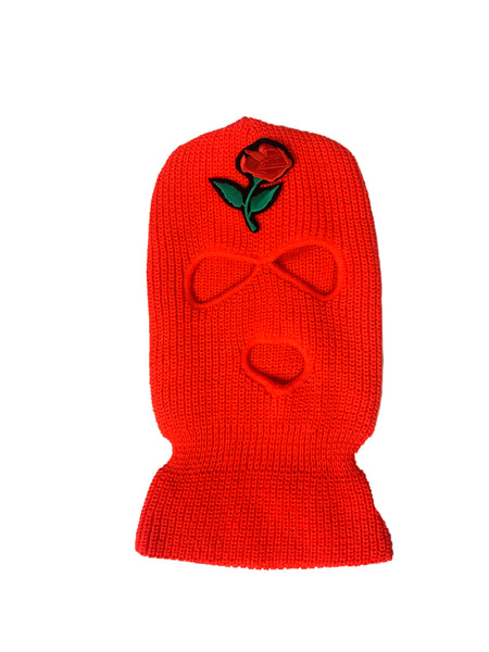 """Smell The Roses"" Ski Mask"