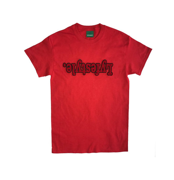 Kids Red w/ Black Lyfestyle Tee