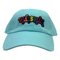 MultiColor Dad Hats