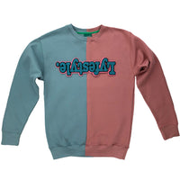 Two-Tone South Beach Lyfestyle Sweatshirt