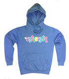 Carolina Blue Lyfestyle Hoodies
