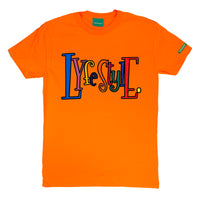 """Abstract"" Lyfestyle Tee"