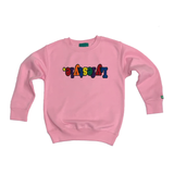 Toddlers Multicolor Lyfestyle Sweatshirts