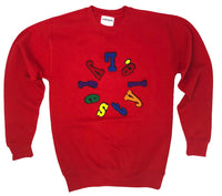 Circle of Lyfe Multicolor Sweatshirt