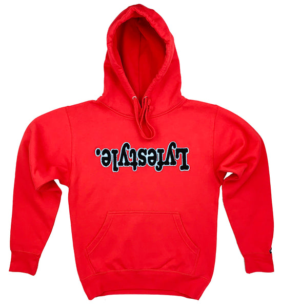 """UNC to Chicago"" Lyfestyle Hoodies"