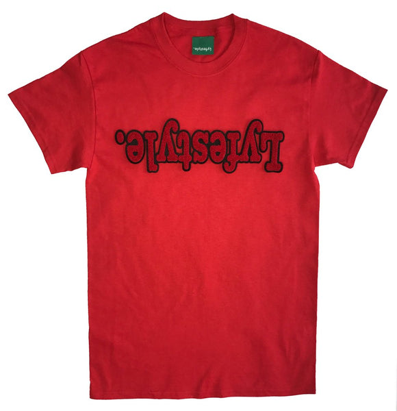Red w/ Black Lyfestyle Tees
